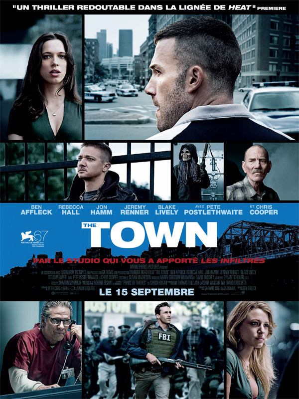 The Town [FRENCH] [DVDRiP] [RG]