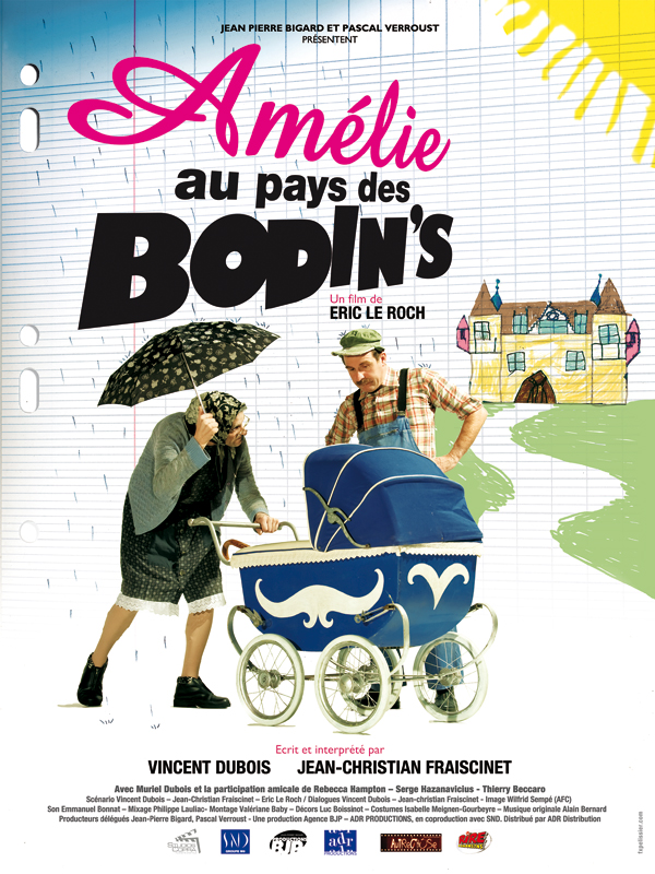 [UPTOBOX] Amelie Au Pays Des Bodins [FRENCH] [DVDRIP]