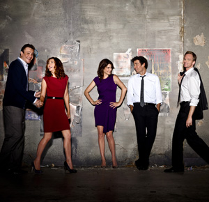 How I Met Your Mother S8E5 [VOSTFR]