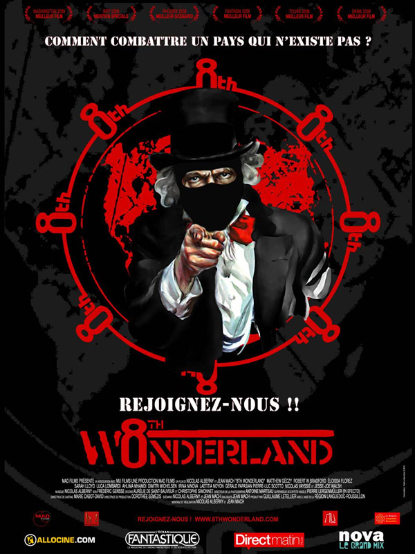 8th Wonderland [DVDRiP] [AC3] [FRENCH]  [FS] [EXCLUE]