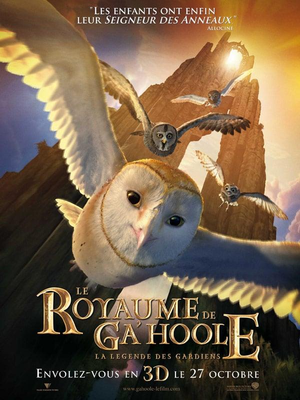 Le Royaume de Ga'Hoole - la légende des gardiens 2011 |TRUEFRENCH| DVDRip [FS]