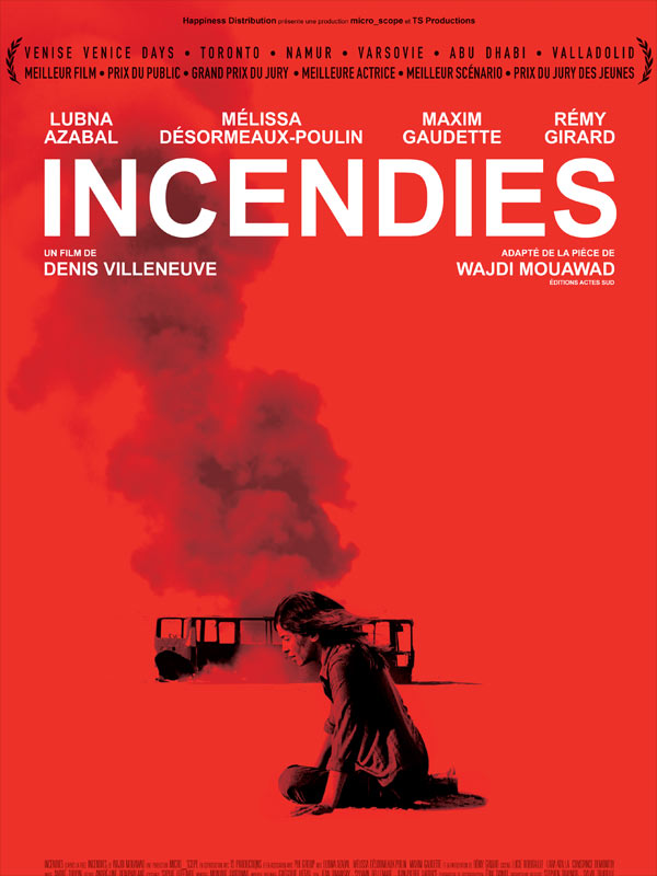 Incendies [DVDRIP|FR] [1CD] (PROPER) [FS]