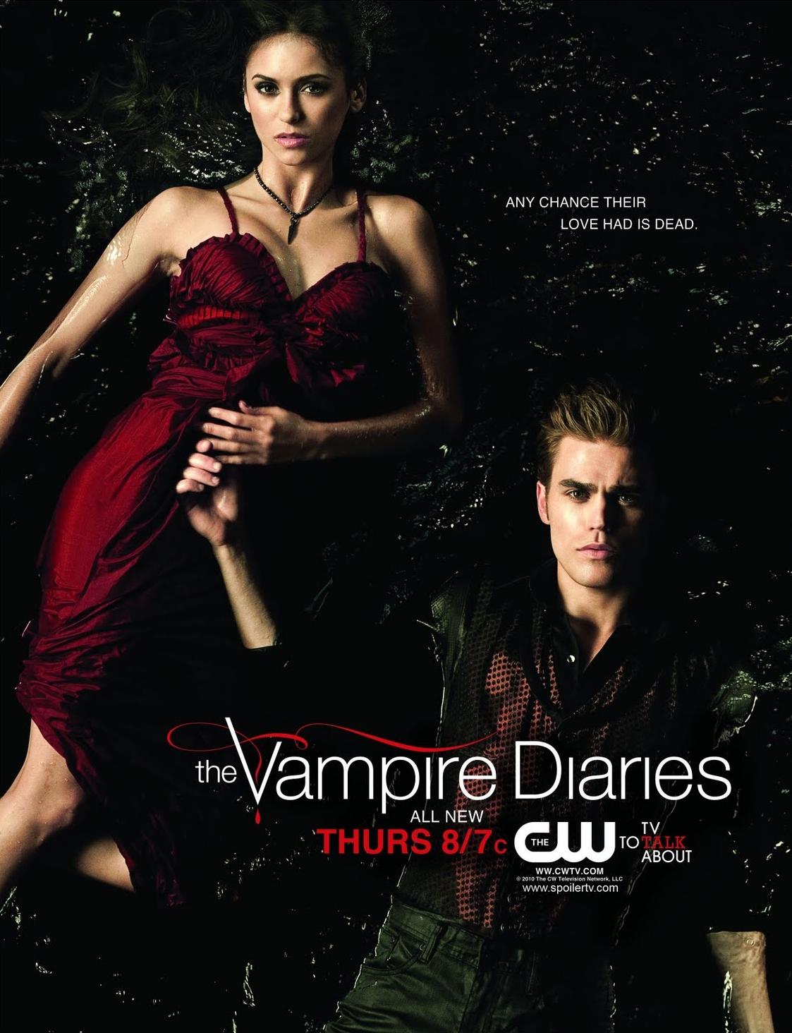 Vampire Diaries - Saison 3 [Complete]