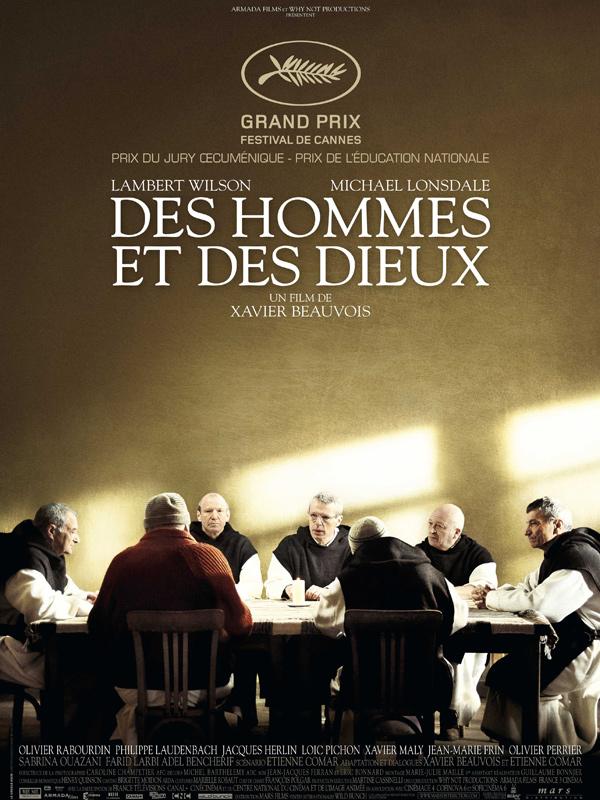 Des hommes et des dieux [DVDRIP] [1CD] [FRENCH] [DF]  (Exclue)