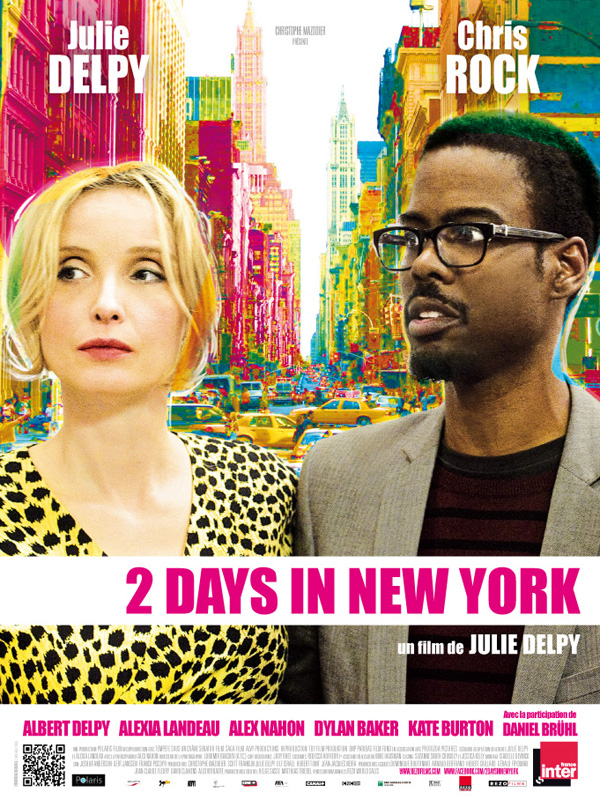 2 Days In New York streaming