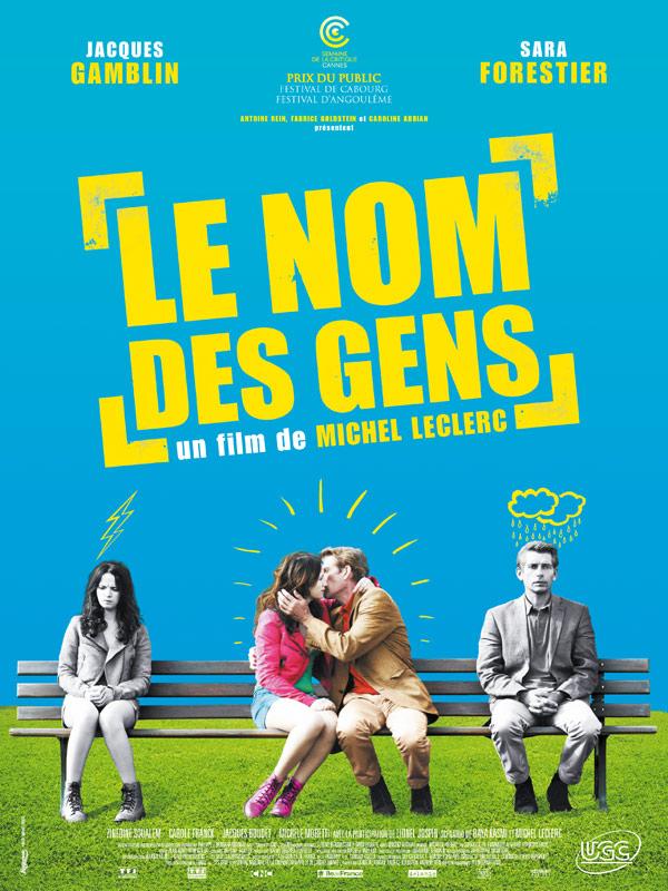 Le Nom des gens 2011 [DVDRiP|FRENCH] (Exclu) [UD]