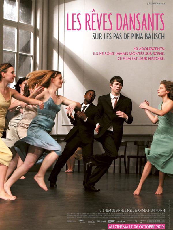 Horaires séances du film Les Rêves dansants, sur les pas de Pina Bausch à cournon d'auvergne