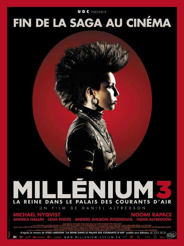 Millénium 3 - La Reine dans le palais des courants d'air [FRENCH] [BDRip] [RG]