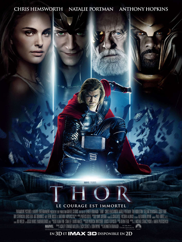 [MULTI] Thor [BDRip] [2CD & 1CD] (REPACK)