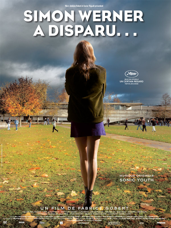 [MULTI] Simon Werner a disparu? [DVDRip]