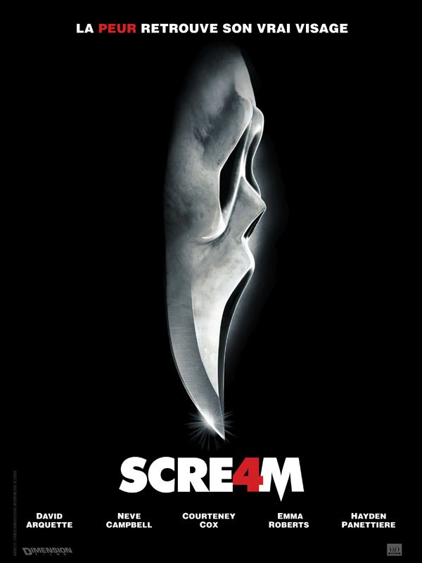 [MULTI] Scream 4 |TRUEFRENCH| [BDRip]