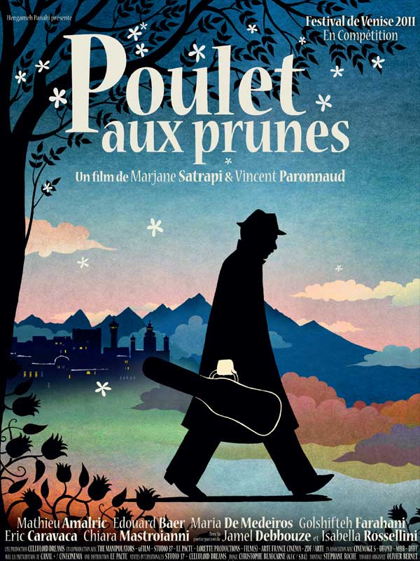 [MULTI] Poulet aux prunes 2011 [PAL] [DVD-R]