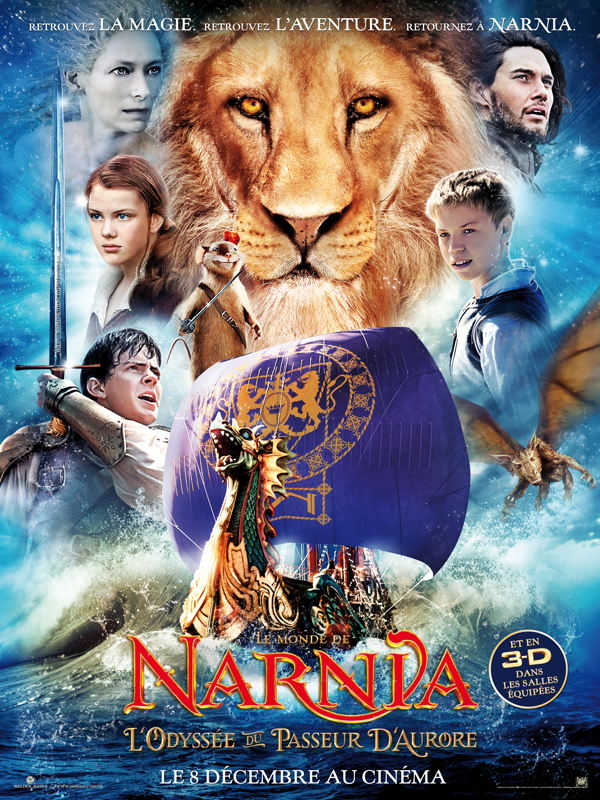 The Chronicles of Narnia The Voyage of the Dawn Treader 2010 R5 [VO] [FS]