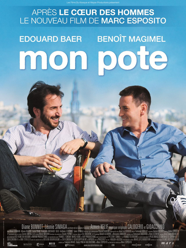 Mon pote [DVDRIP] [FRENCH] [2CD] AC3 [FS]