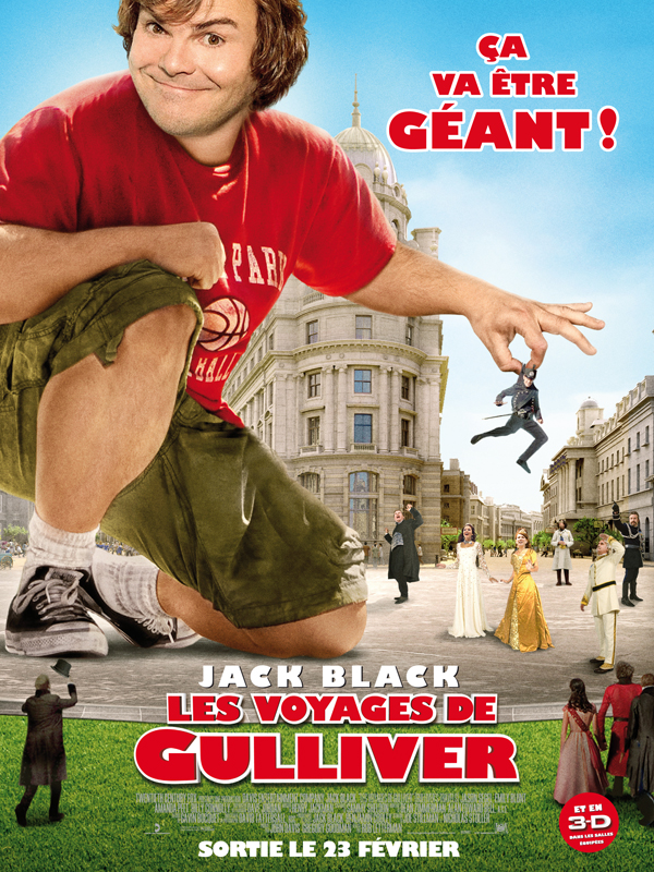 Les Voyages de Gulliver [DVDRIP] [TRUEFRENCH] [UD]