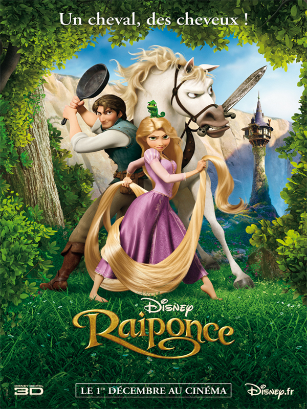 Raiponce (French 2011) [DVDRIP-Xvid - Fr]  [FS]