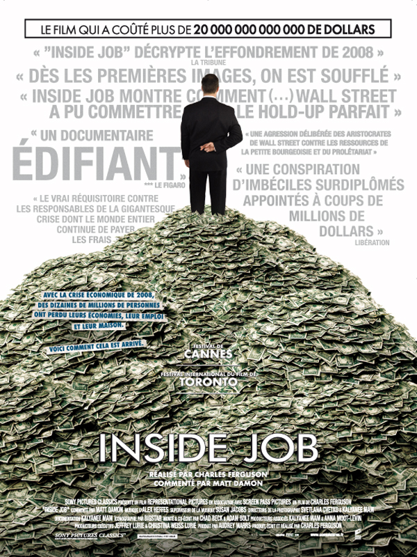 Inside Job [BDRIP|VOSTFR] [MU]