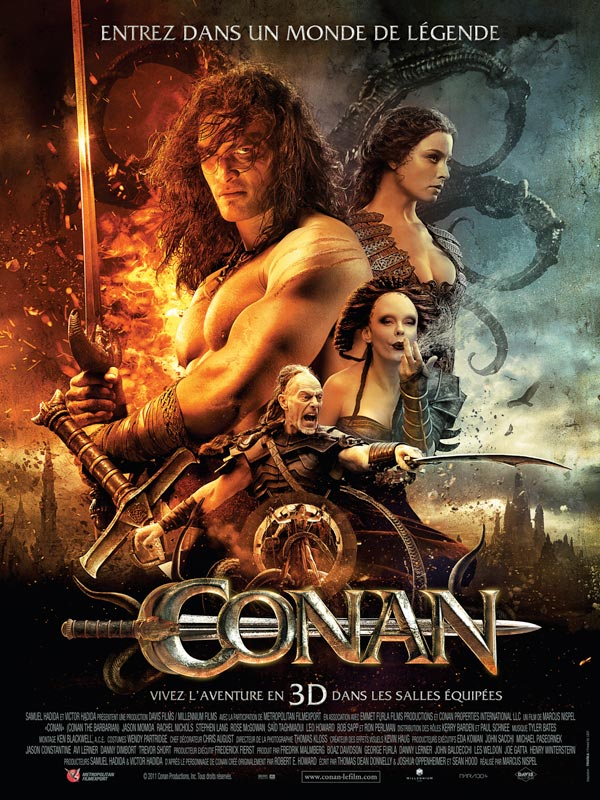 [MULTI] Conan [DVDRip] [2CD]