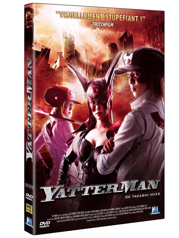 Yatterman PAL MULTI DVDR [FS]