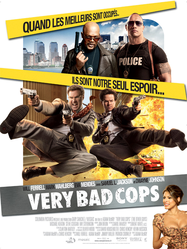 Very Bad Cops [DVDRIP] [TRUEFRENCH] AC3 [2CD] [FS]