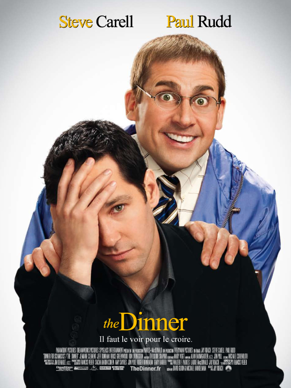 The dinner [DVDR PAL][Exclue][FS]