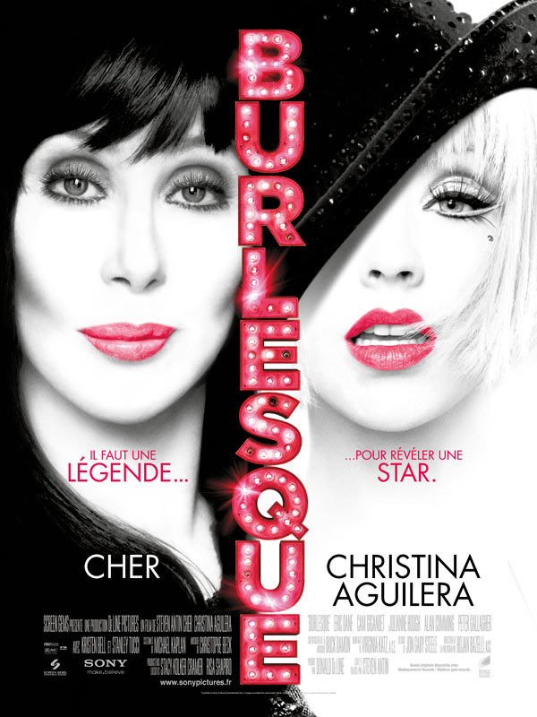 Burlesque 2010 [DVDRiP|FRENCH|REPACK 1CD] (Exclu) [UD]
