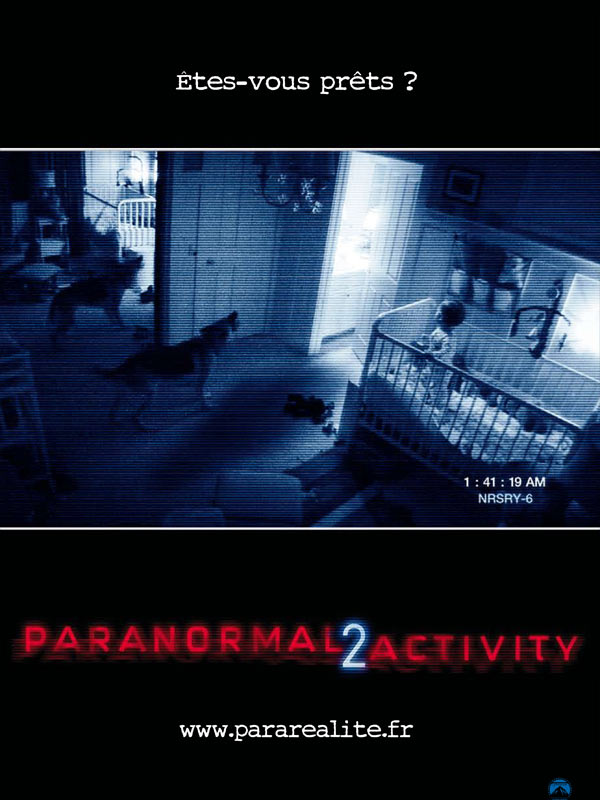 Paranormal Activity 2 [UNRATED] [BRRIP/AC3 - FRENCH] [HF]