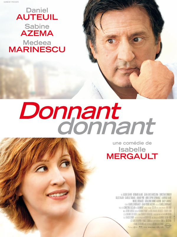 Donnant Donnant FRENCH DVDRip AC3 [HF]