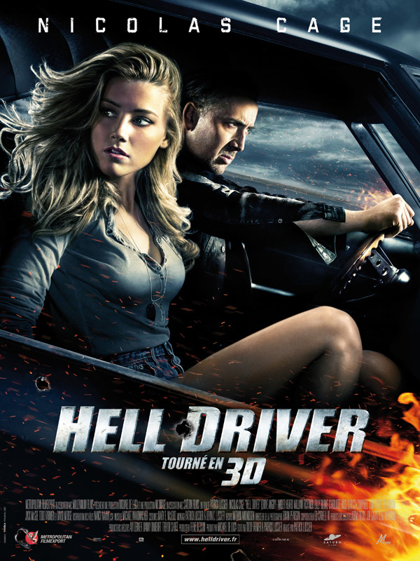 Drive Angry 2011 TS XViD v2 + Screen [VO] (Exclue) [FS]