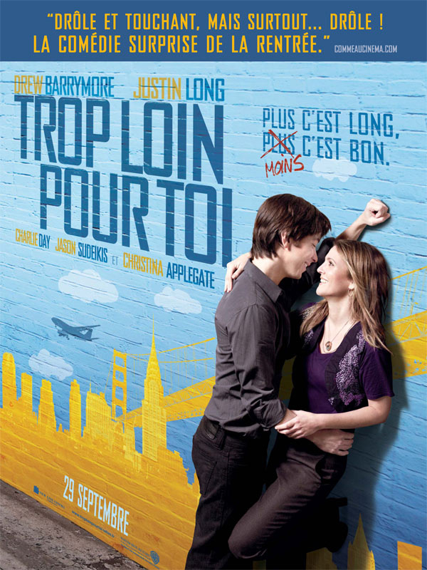 Trop loin pour toi [DVDRIP] [TRUEFRENCH] [FS]  (UD)