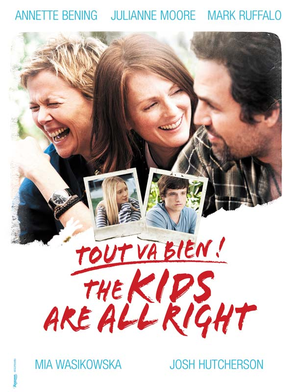 The Kids Are All Right 2010 DvDrip [VO] [FS]