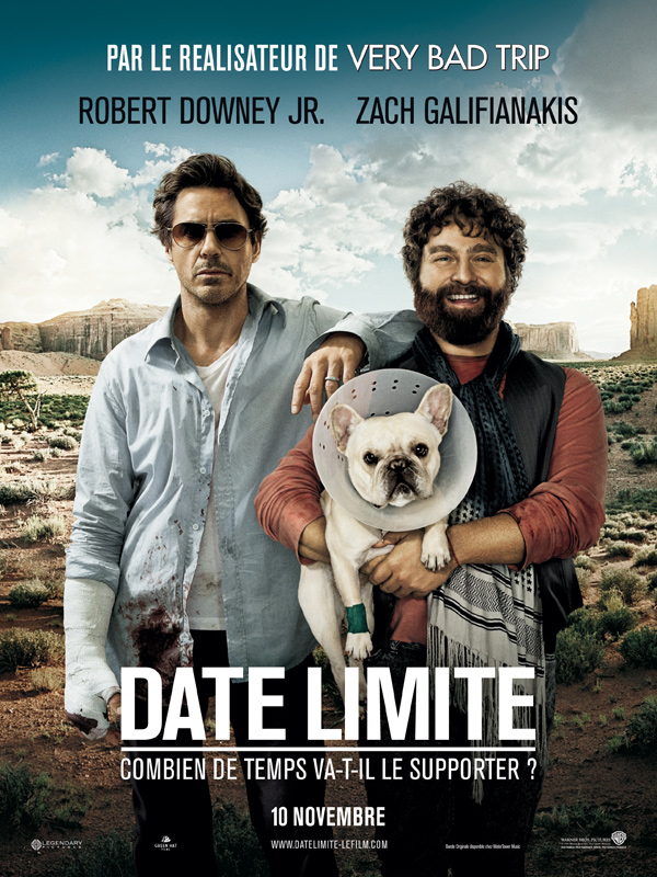 Due Date 2010 VOSTFR |720p| BRRiP AC3 [FS]