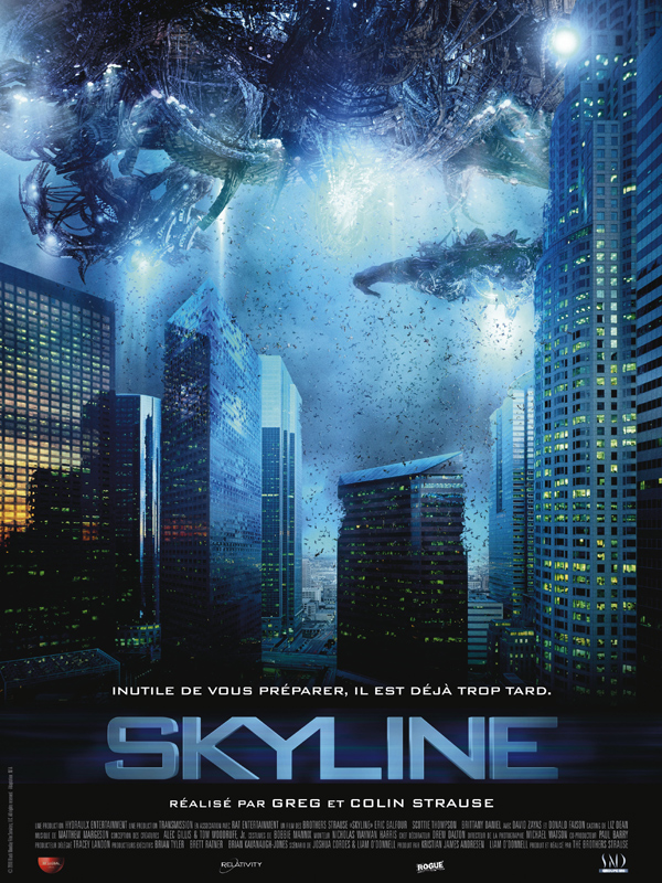 [MULTI] Skyline [BDRip]