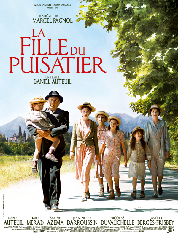 [Multi] La Fille du puisatier [FRENCH] [DVDRiP]