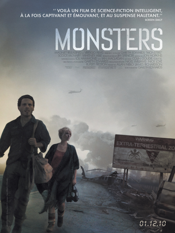 Monsters 2010 [BRRiP|FRENCH|1 CD] (Exclu) [UD]