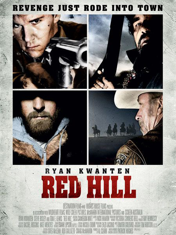 Red Hill 2010 [DVDRIP|VO] [FS]