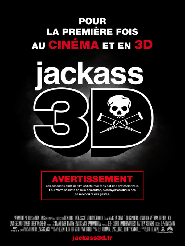 Jackass 3D Bluray 1080p Multi-Langue Megaupload