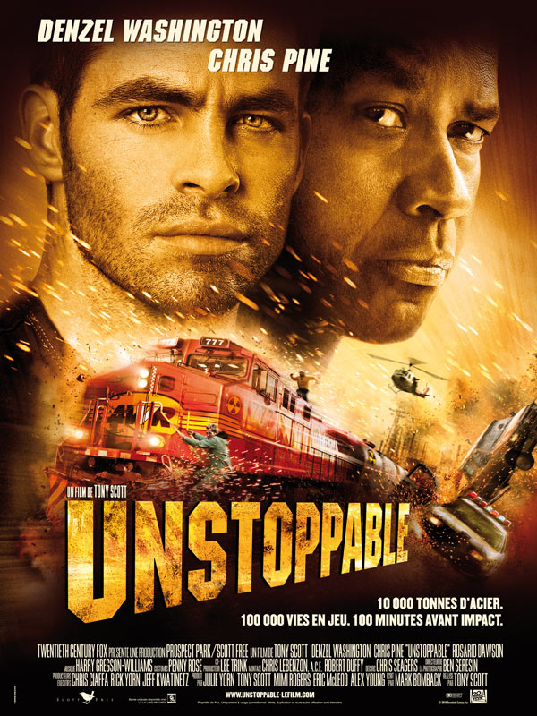 [MU] UNSTOPPABLE [DVD9] [PAL]