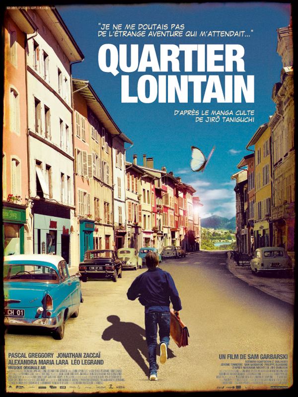 Quartier lointain [DVDRip]
