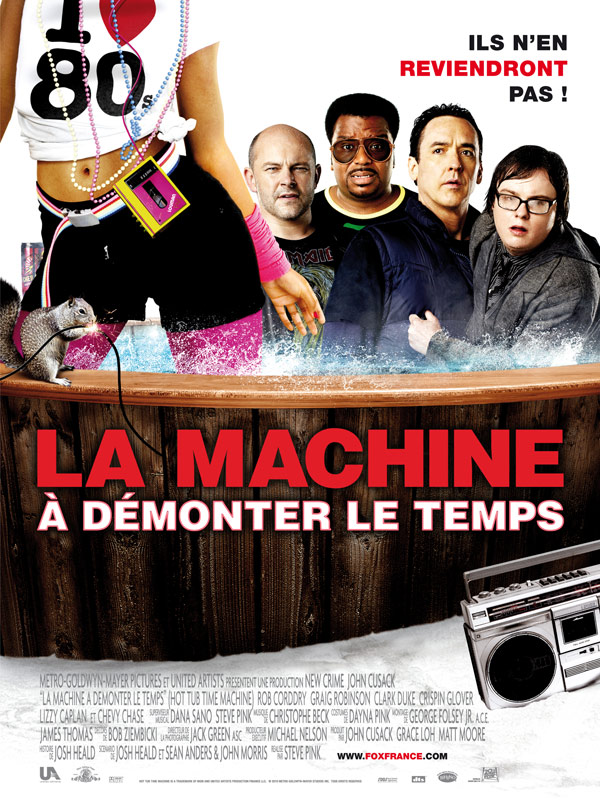 [US] [FS] La Machine à démonter le temps  [DVDRIP-VOSTFR]