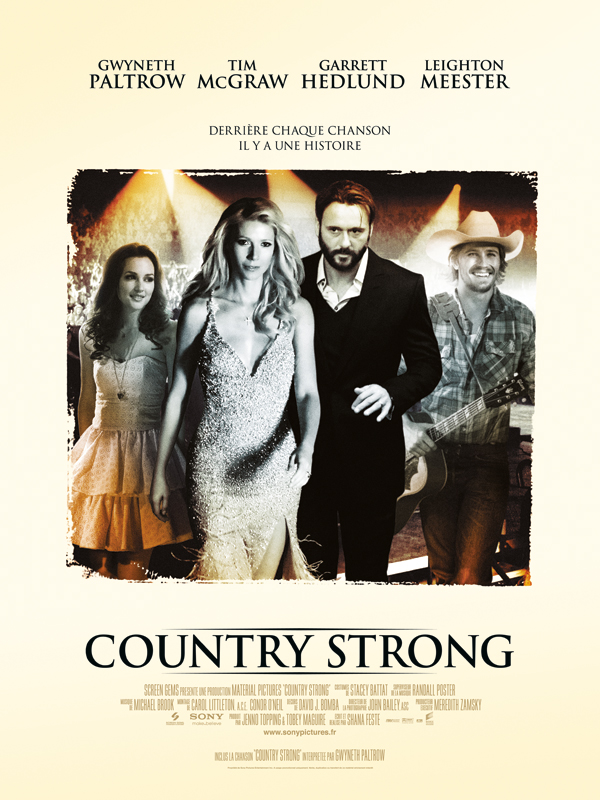 Country Strong BDRip [VO] [FS]