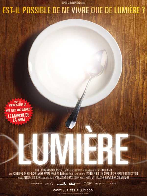 Lumi�re  -  Est-il possible de ne vivre que de lumi�re?
