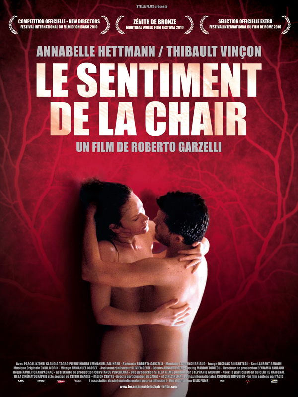 Le Sentiment de la chair [DVDRIP]