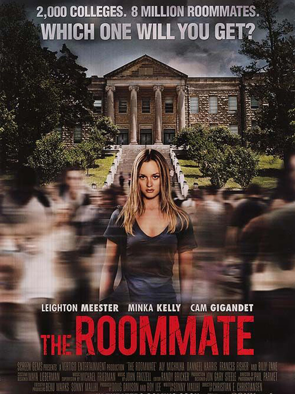 The Roommate 2011 [MP4] [BDRIP - FRENCH] [FS][US]