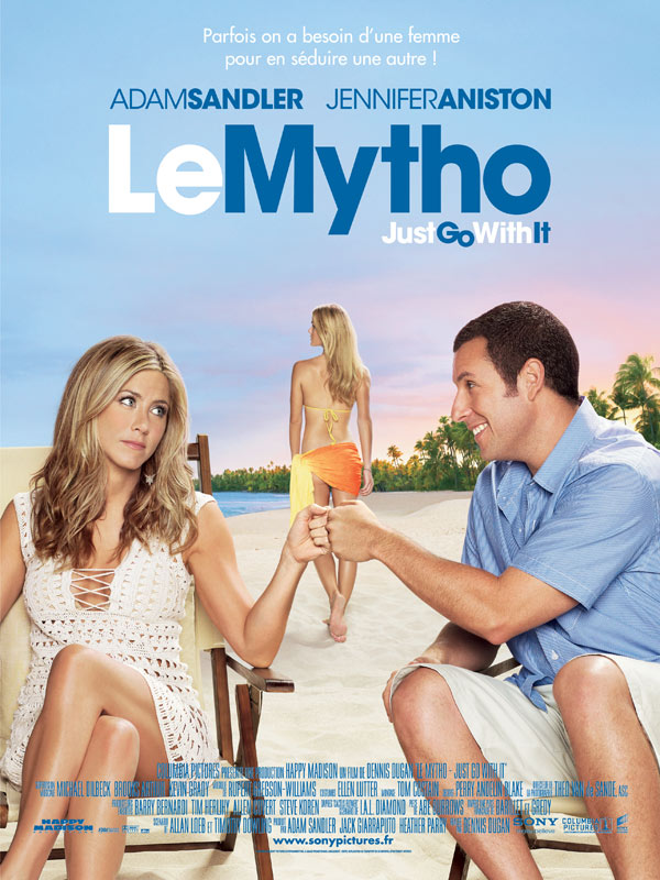 [MULTI] Le Mytho - Just Go With It |TRUEFRENCH| [DVDRip]