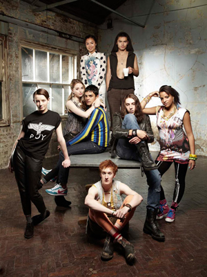 Skins (UK) S2E8 [VOSTFR]