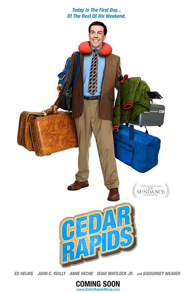 Regarder le film Bienvenue � Cedar Rapids en streaming VF