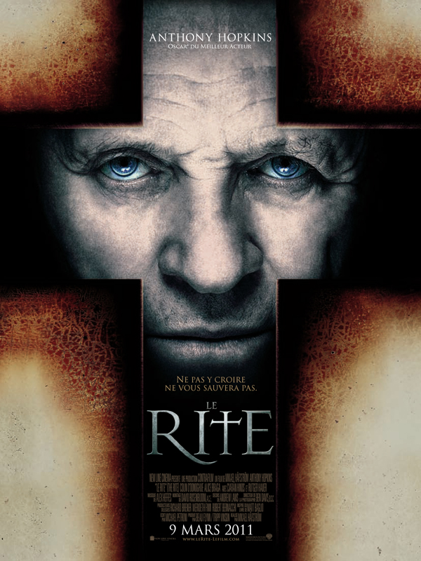 The Rite 2011 FRENCH SUBFORCED DVDRIP [1CD] (exclue) [FS]