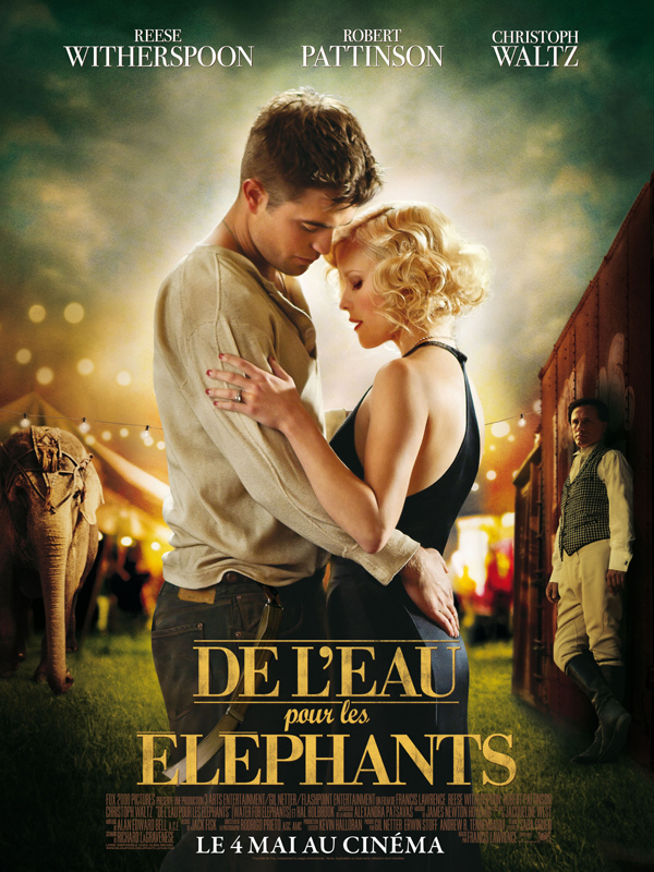 [MULTI] De l&#039;eau pour les lphants (Water for Elephants) [BDRip]