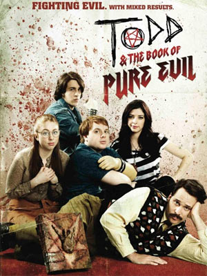 Todd and the Book of Pure Evil S2E4 [VOSTFR]